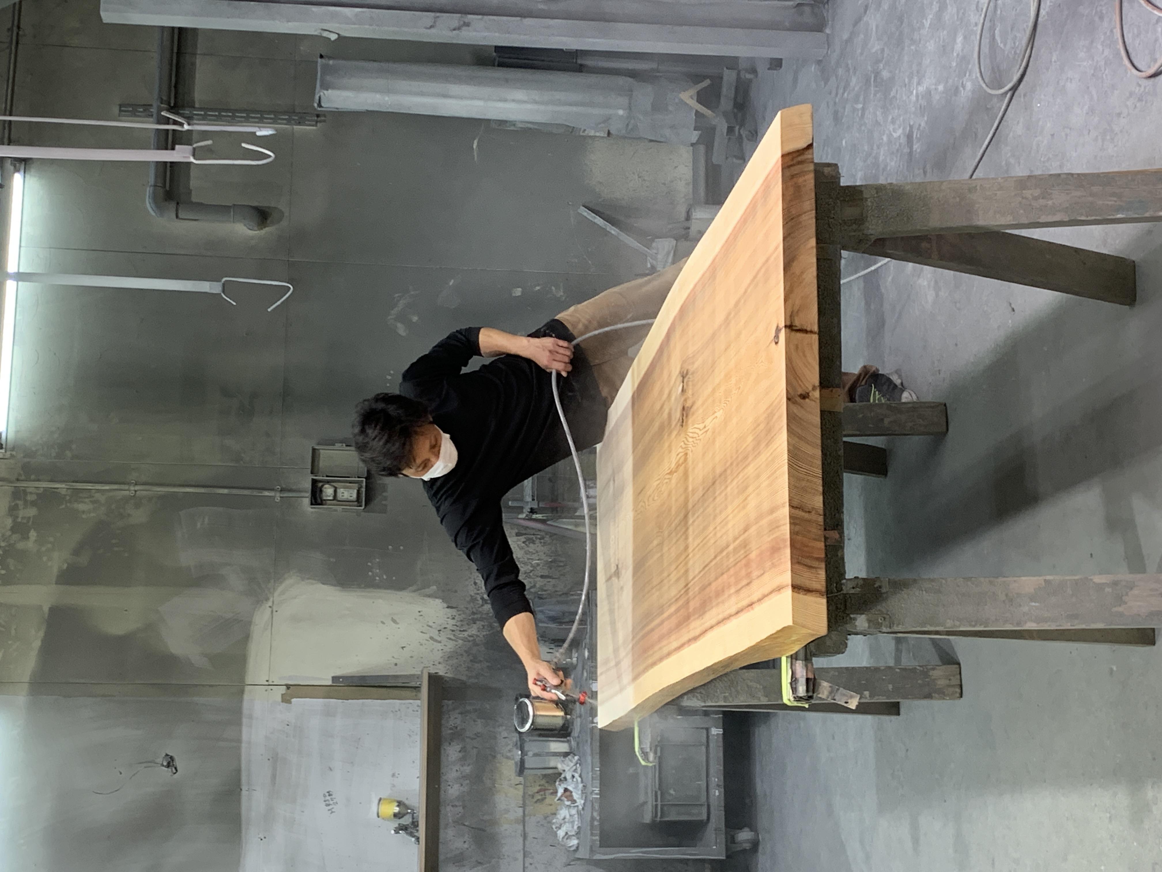 制作塗装 机