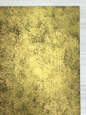 金屏風 塗装